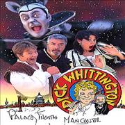 Click here for more info about 'Victor Spinetti - Dick Whittington Christmas Card - Autographed'