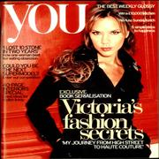 Click here for more info about 'Victoria Beckham - Victoria's Fashion Secrets - Set Of Two You Magazines'