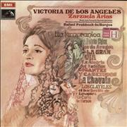 Click here for more info about 'Victoria De Los Angeles - Songs From Zarzuelas'