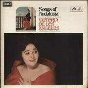 Click here for more info about 'Victoria De Los Angeles - Songs Of Andalusia: Music From The Middle Ages And Renaissance'
