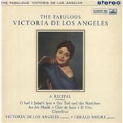 Click here for more info about 'Victoria De Los Angeles - The Fabulous Victoria De Los Angeles'