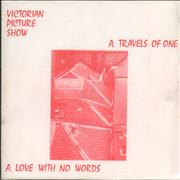 Click here for more info about 'Victorian Picture Show - Travels Of One + P/S'