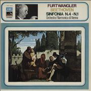 Click here for more info about 'Vienna Philharmonic Orchestra - Beethoven: Sinfonia N.4 - N.1'