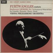 Click here for more info about 'Vienna Philharmonic Orchestra - Furtwängler Conducts Beethoven's Leonora No. 3 & Overtures by Weber & Glück'