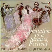 Click here for more info about 'Vienna Philharmonic Orchestra - Invitation to a Strauss Festival'