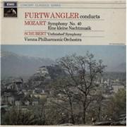 Click here for more info about 'Vienna Philharmonic Orchestra - Mozart: Sinfonie Nr. 40 & Eine Kleine Nachtmusik / Schubert: 'Unfinished' Symphony'