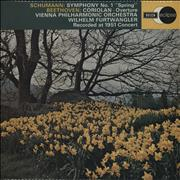 Click here for more info about 'Vienna Philharmonic Orchestra - Schumann: Symphony No. 1 in B Flat Major, Op.38