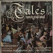 Click here for more info about 'Vienna Philharmonic Orchestra - Tales From The Vienna Woods - WB - DG'