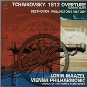 Click here for more info about 'Vienna Philharmonic Orchestra - Tchaikovsky: 1812 Overture & Marche Slave / Beethoven: Wellington's Victory'