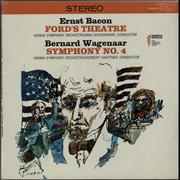 Click here for more info about 'Vienna Symphony Orchestra - Bacon: Ford's Theatre / Wagenaar: Symphony No. 4 - Sealed'