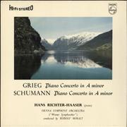 Click here for more info about 'Grieg / Schumann - Piano Concerto In A Minor'