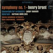 Click here for more info about 'Vienna Symphony Orchestra - Henry Brant: Symphony No. 1'