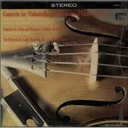 Click here for more info about 'Vienna Symphony Orchestra - Herbert: Concerto For Violoncello / McBride: Violin Concerto / Taylor: Portrait Of A Lady'