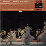 Click here for more info about 'Vienna Symphony Orchestra - Waltzes By Johann Strauss Jr.'