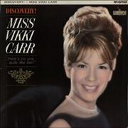Click here for more info about 'Vikki Carr - Discovery!'