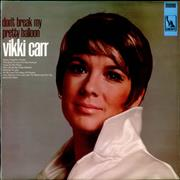 Click here for more info about 'Vikki Carr - Don't Break My Pretty Balloon'