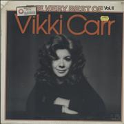 Click here for more info about 'Vikki Carr - The Very Best Of Vikki Carr Vol. II'