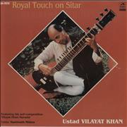 Click here for more info about 'Vilayat Khan - Royal Touch On Sitar'