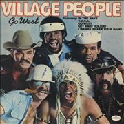 Click here for more info about 'Village People - Go West'