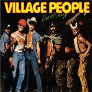 Click here for more info about 'Village People - Live & Sleazy'