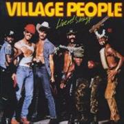Click here for more info about 'Village People - Live And Sleazy'