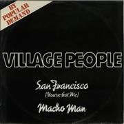 Click here for more info about 'Village People - San Francisco (You've Got Me) / Macho Man'