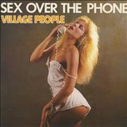 Click here for more info about 'Village People - Sex Over The Phone'