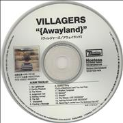 Click here for more info about 'Villagers - Awayland + PR'