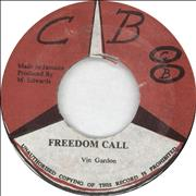 Click here for more info about 'Vin Gordon - Freedom Call'