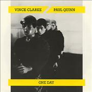 Click here for more info about 'Vince Clarke - One Day'