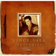Vince Gill Souvenirs UK CD album