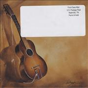 Vince Gill These Days - For Your Consideration USA CD album Promo
