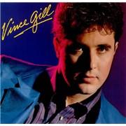 Vince Gill Vince Gill UK vinyl LP
