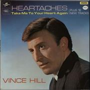 Click here for more info about 'Vince Hill - Heartaches'