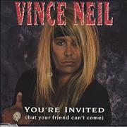 Click here for more info about 'Vince Neil - You're Invited (But Your Friend Can't Come)'