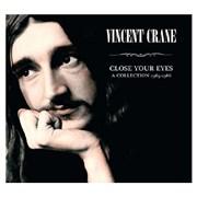 Vincent Crane Close Your Eyes - A Collection 1965 - 86 UK 2-CD album set