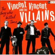 Click here for more info about 'Vincent Vincent And The Villains - Blue Boy'