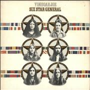 Click here for more info about 'Vinegar Joe - Six Star General - 1st - EX'