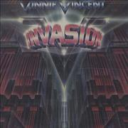 Click here for more info about 'Vinnie Vincent - Invasion'