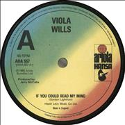 Click here for more info about 'Viola Wills - If You Could Read My Mind'