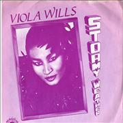 Click here for more info about 'Viola Wills - Stormy Weather'
