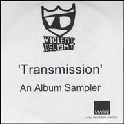 Click here for more info about 'Violent Delight - Transmission - An Album Sampler'