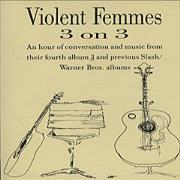 Click here for more info about 'Violent Femmes - 3 On 3 - Words And Music #163'