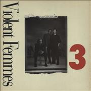 Click here for more info about 'Violent Femmes - 3 (Three)'