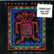 Click here for more info about 'Violent Femmes - Add It Up - 1981-1993'