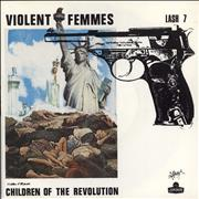 Click here for more info about 'Violent Femmes - Children Of The Revolution'