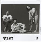 Click here for more info about 'Violent Femmes - New Times'