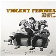Click here for more info about 'Violent Femmes - The Blind Leading The Naked - Autographed'