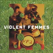 Click here for more info about 'Violent Femmes - Viva Wisconsin'