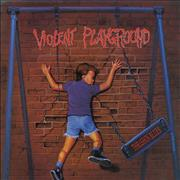 Click here for more info about 'Violent Playground - Thrashin' Blues'